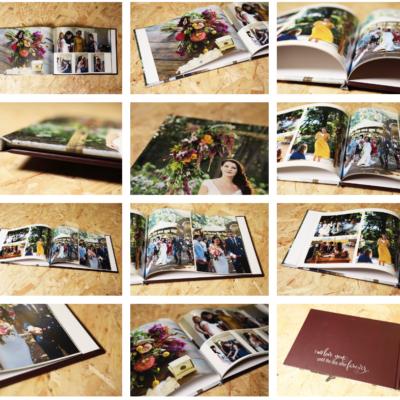 Personalised Hardcover Photo Album
